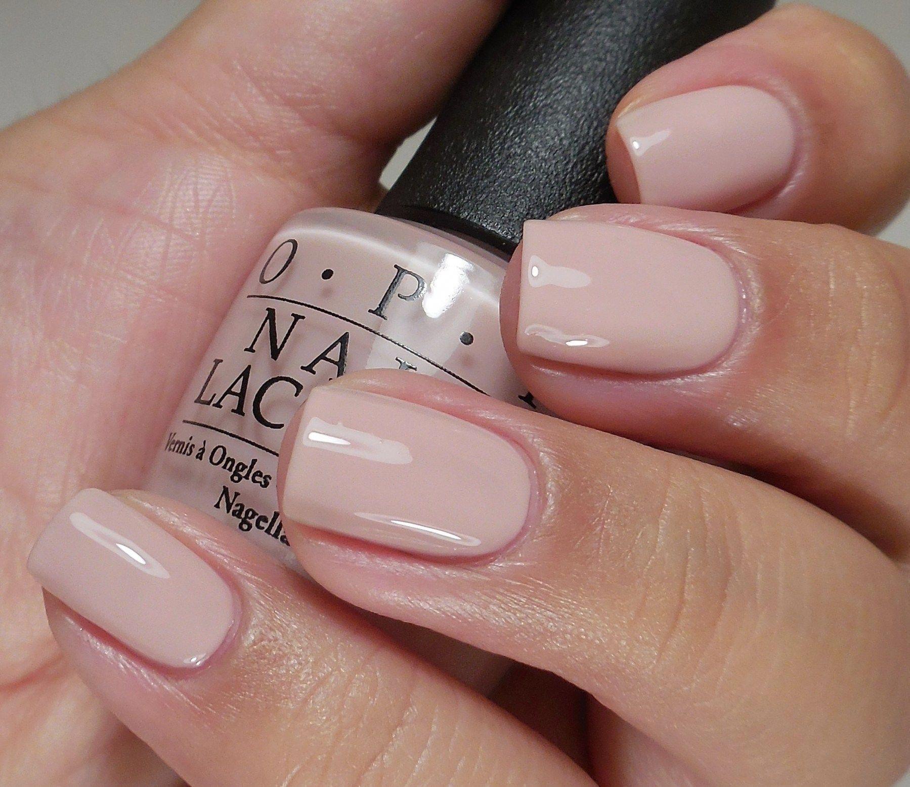 OPI Put It In Neutral 2 #professionalnails   Neutral nail ...