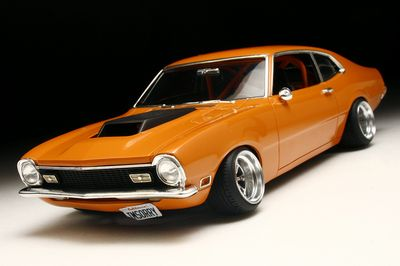 Jo Han Ford Maverick Kaidou Rod Done From Japan Tuners