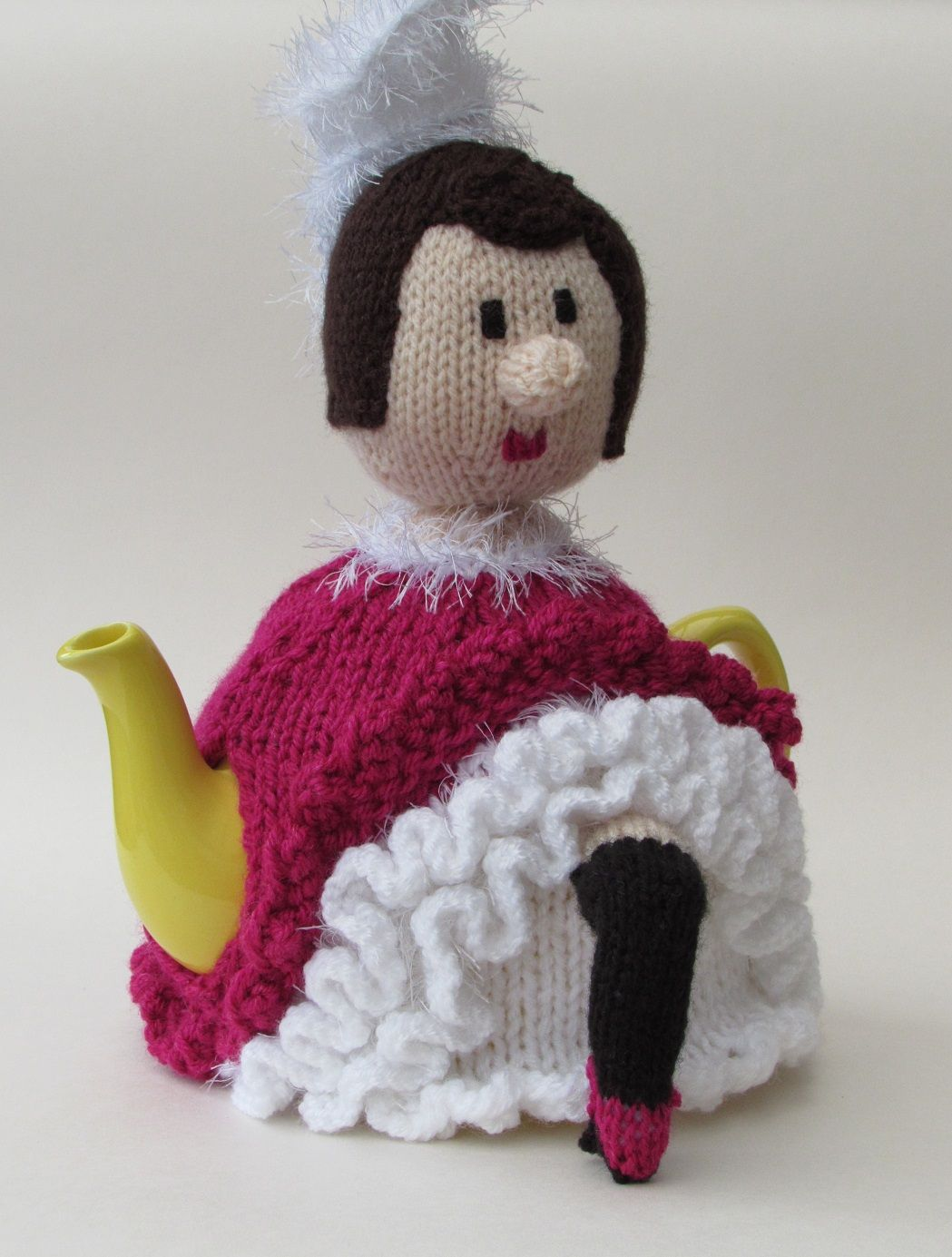 Tea Cosy Knitting Patterns from tea cosy folk, learn how to knit our ...
