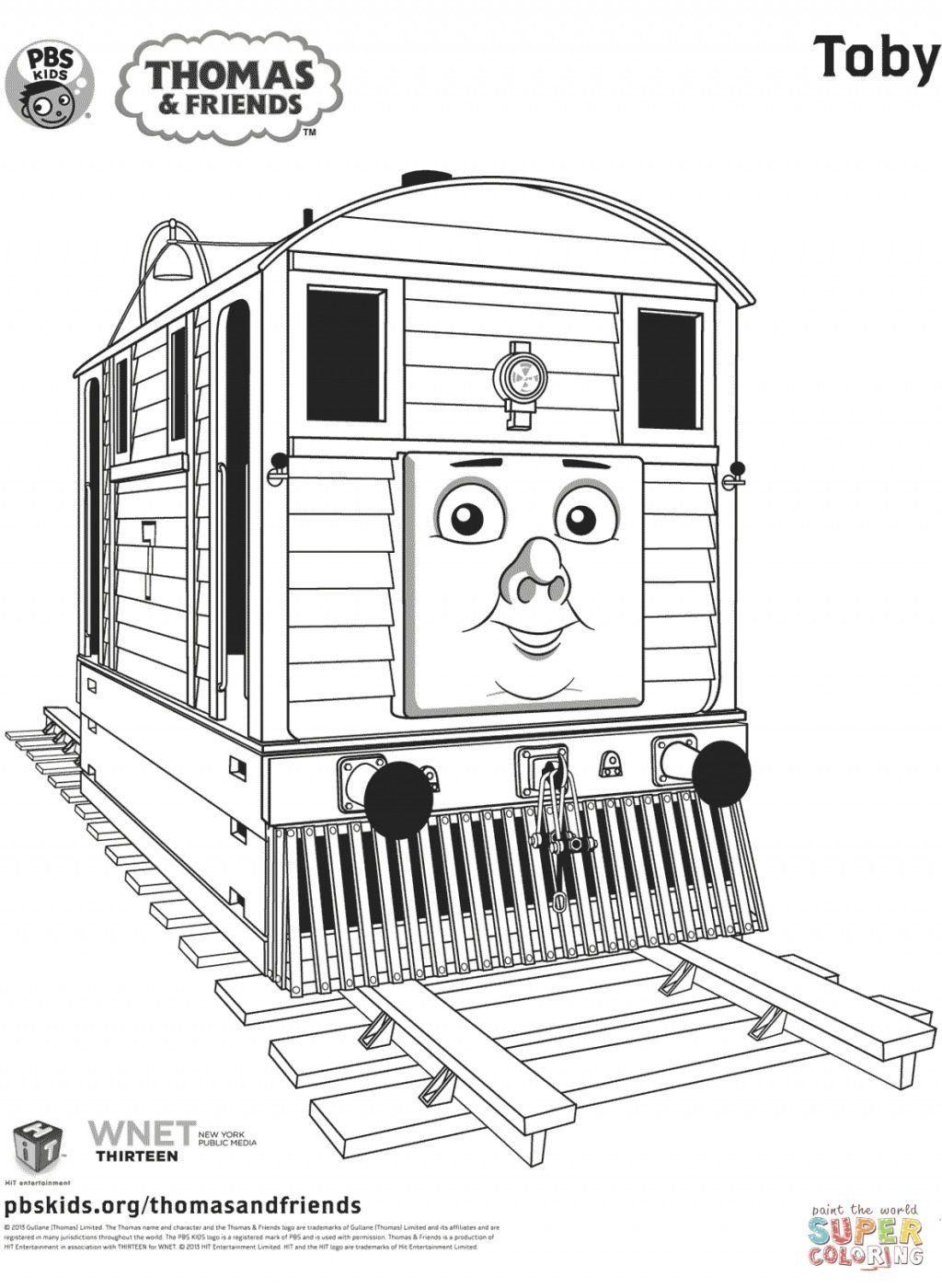 Thomas The Train Coloring Pages Unique Coloring Books