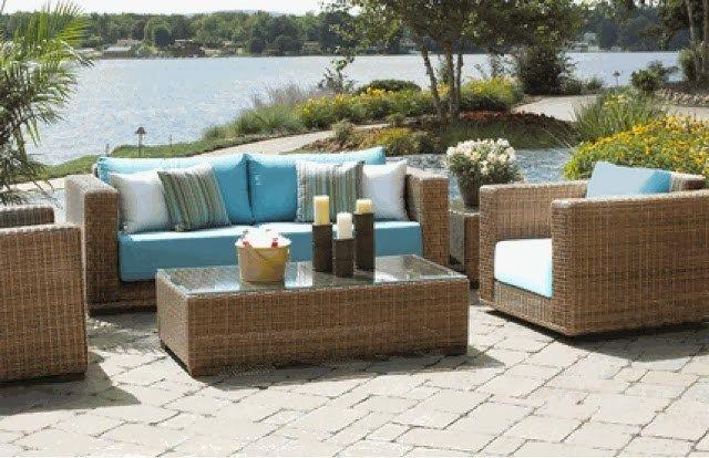 Muebles Para Terrazas Materiales Muebles Para Terrazas Muebles De Mimbre Al Aire Libre Muebles De Patio De Mimbre