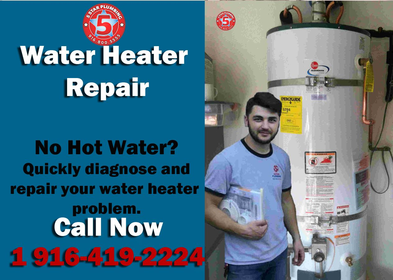 Hire A Reliable Professional Plumbing Company Like 5 Star Plumbing Inc For All Your Waterheaterrep In 2020 With Images Water Heater Repair Water Heater Installation Water Heater