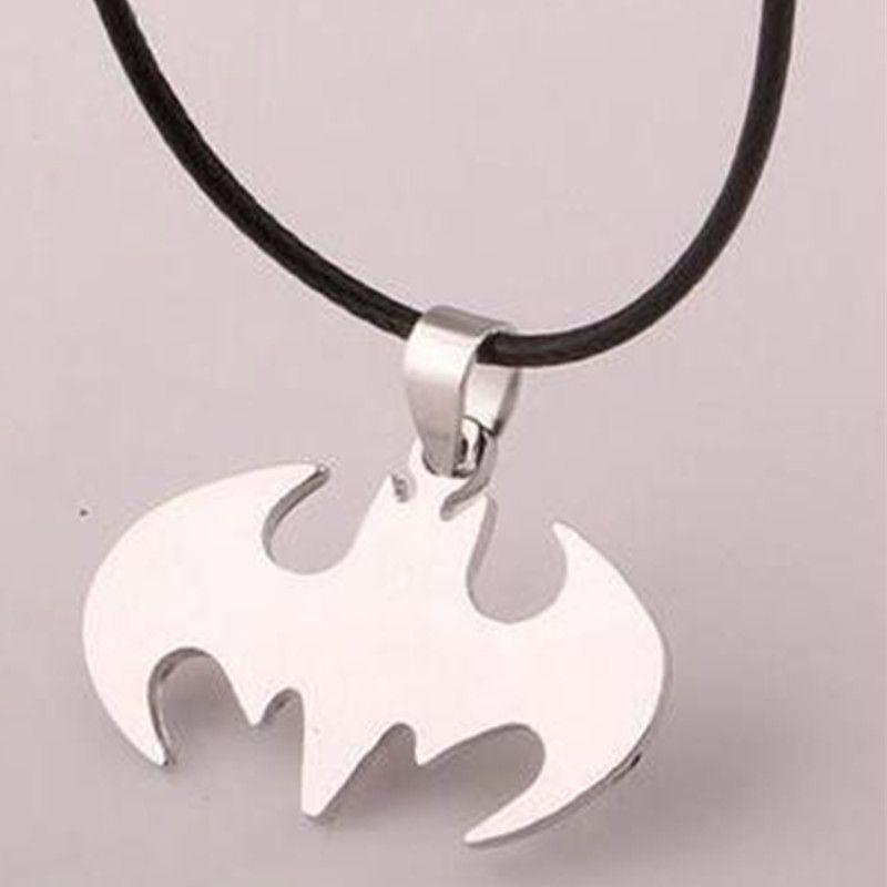 New version of Batman Men and Women simple charm fashion good quality Pendant Necklace //Price: $10.55 & FREE Shipping //   #fandom #superhero #batman #superman #spiderman #avengers #marvel