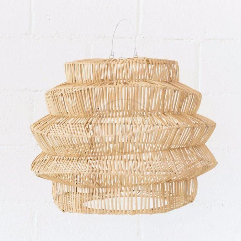 70 Contemporary Rattan Pendant Light Ideas Interior Design
