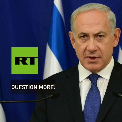 'More people voicing anger at Israeli policies' - @PSCupdates on protests against Netanyahu by RT News on SoundCloud