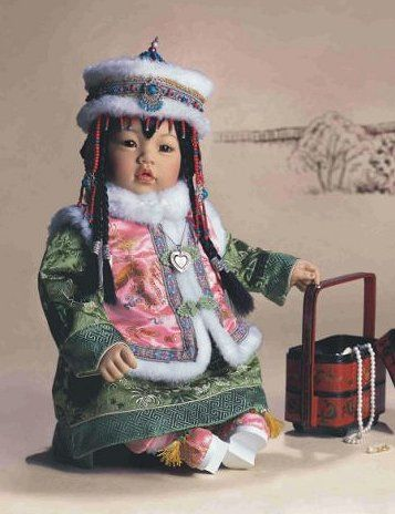 Little Boobai is from Manchuria, by Adora 2007