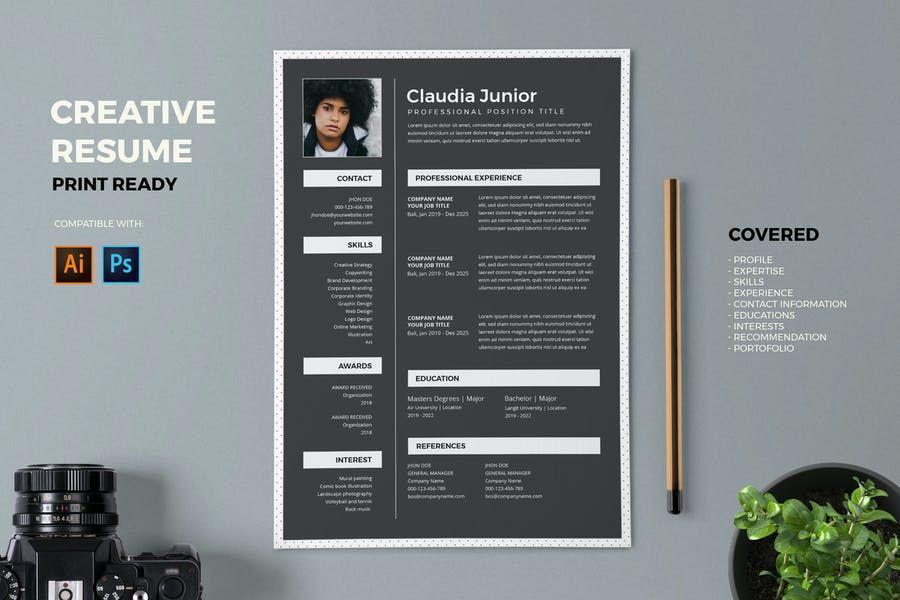 Corporate business flyer vol 06 design template place