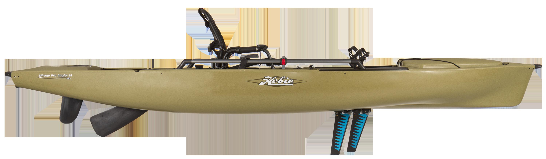Hobie Kayaks Mirage Pro Angler 14 Olive Kayak