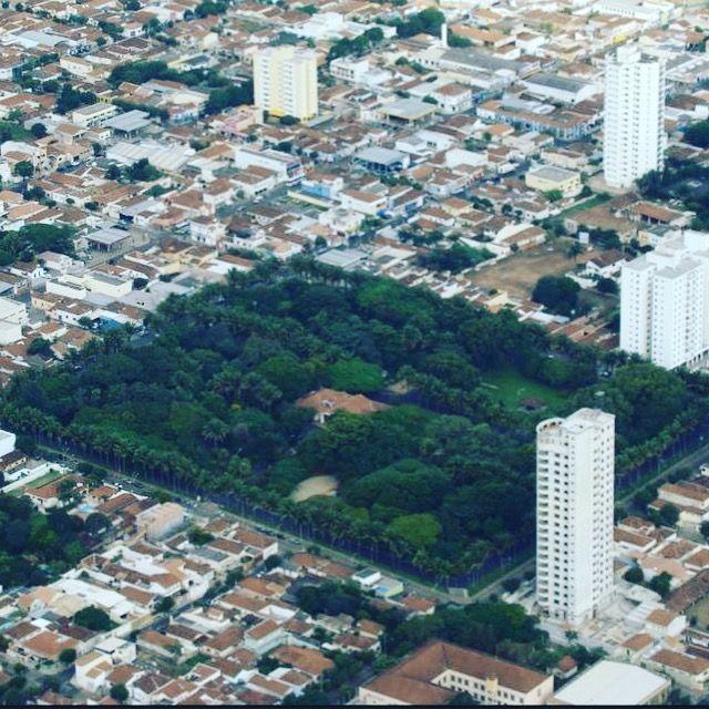 Parque Infantil Araraquara Creche Com Pista Para Corrida Caminhada Totalmente Arborizada Em
