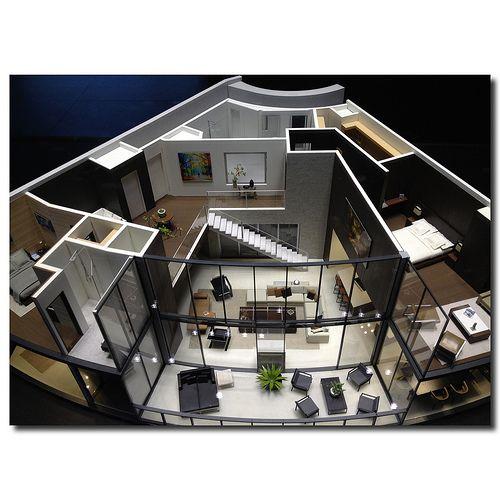 Porsche Tower Miami Unit Floor Plan Luxury Penthouse, Luxury Apartments,  Tower Design, Apartment