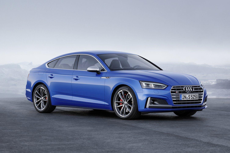 2017 New Audi S5 Sportback Audi S5 Audi A5 Audi