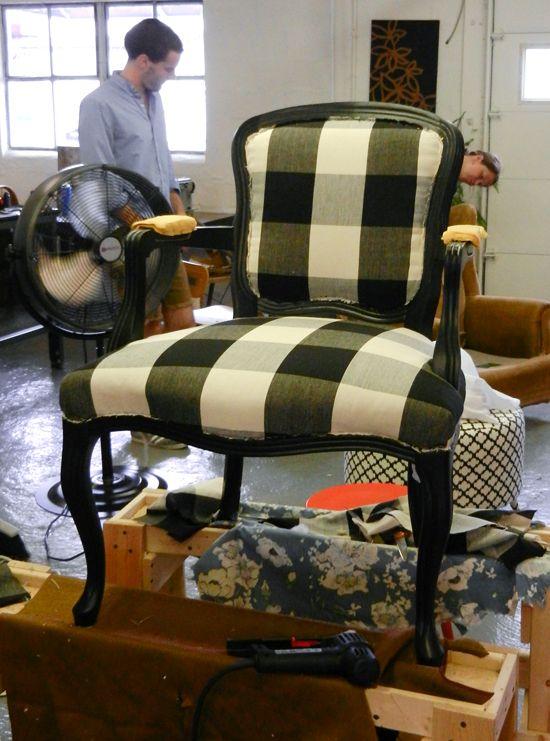 Upholstery Classes | Upholstery Training Online | Kim's ...