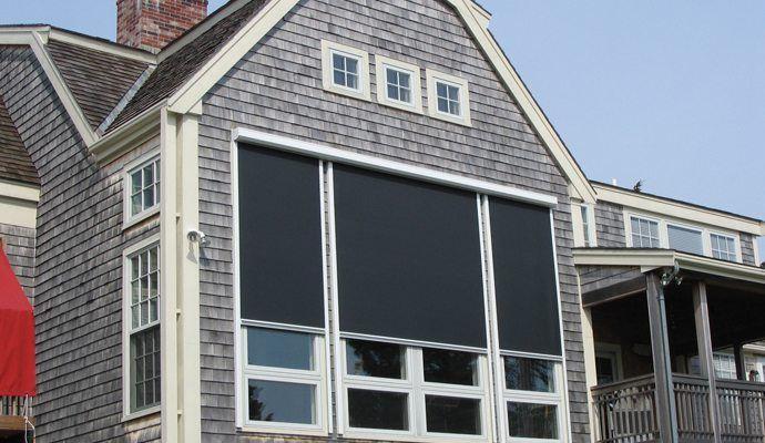 Retractable Screens Retractable Screen Porch Interior Decks