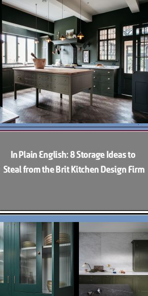 Behind the Design of Plain English's Stunning New York Showroom It's no mystery why Americans are enamored with English kitchens. Having a bespoke, bench-made, English kitchen is still the ultimate luxury item for high-end homes. So, if you're interested in bringing a bit of authenticity into your kitchen design, then consider this a recipe for your success. #plainenglishkitchen