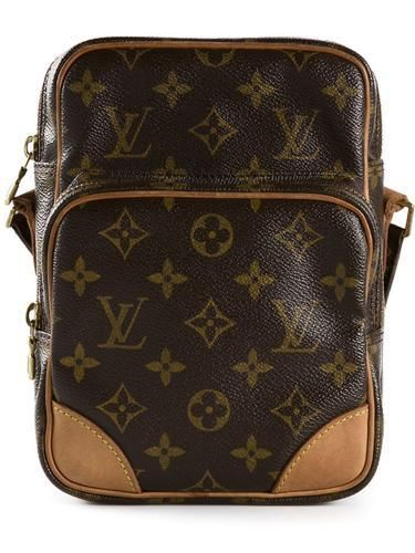 LOUIS VUITTON VINTAGE 'Amazone' shoulder bag #bag #louisvuitton #women #designer #covetme #louisvuittonvintage