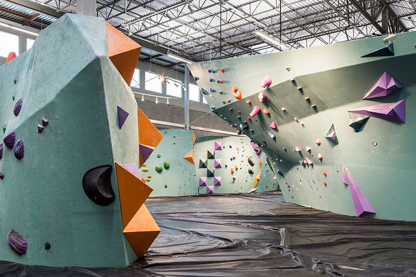 The world\'s largest bouldering gym is indoor climbing heaven ...