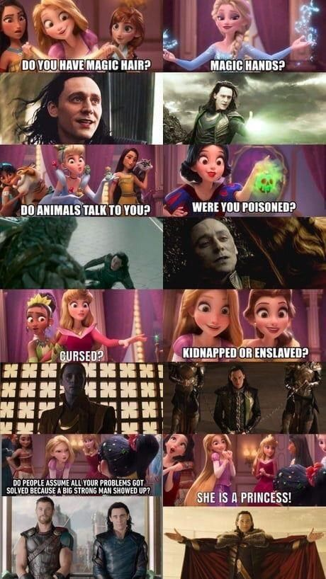 26 Funny Pics To Help You Waste Your Time #disneyprincess