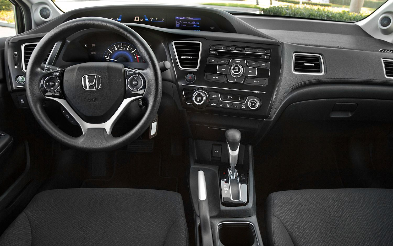 Honda Civic Interior  Honda  Pinterest  Honda civic and Honda