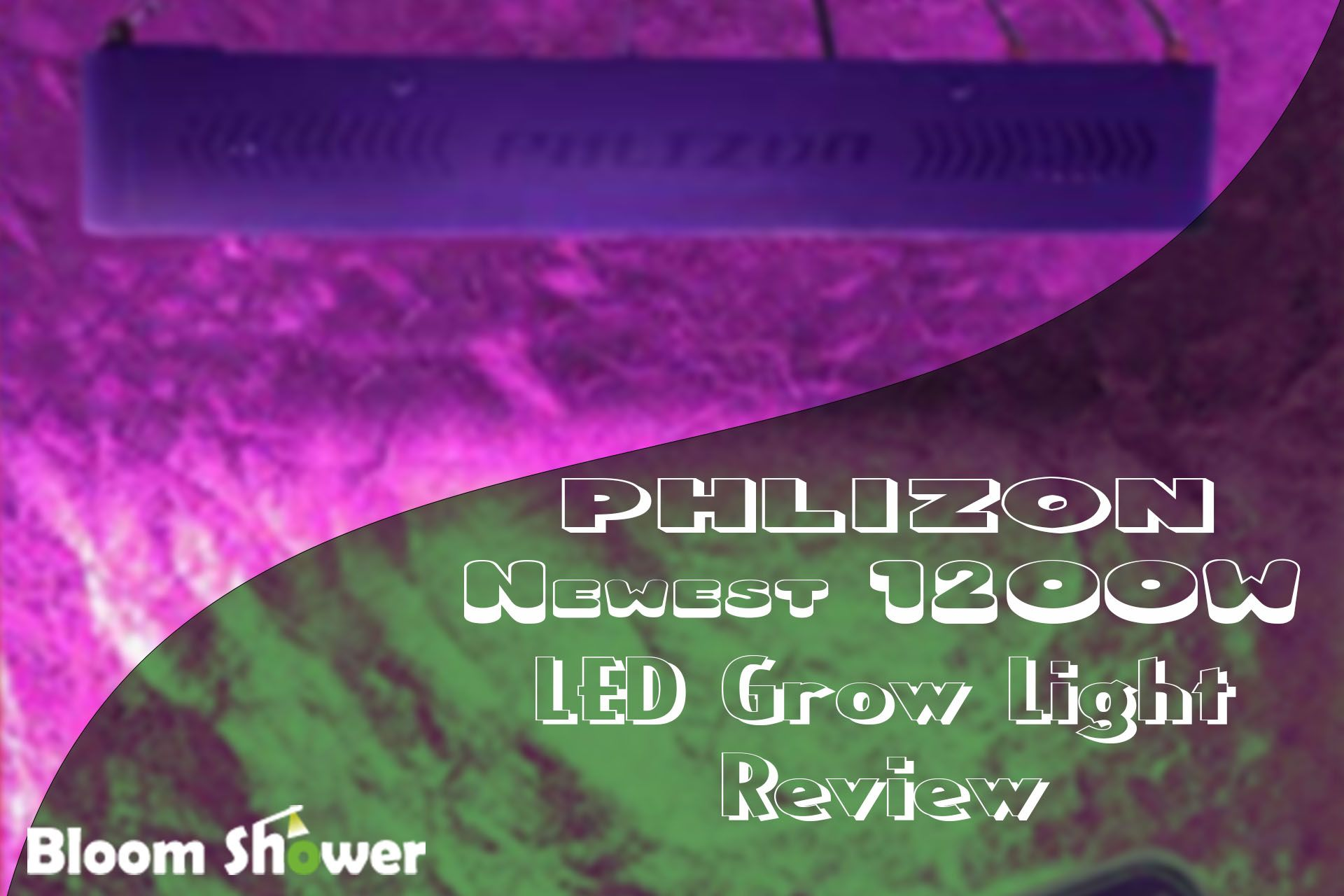 Phlizon Newest 1200w Led Grow Light Review For Better Yield Led Grow Lights Grow Lights Led Grow