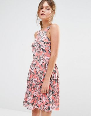 491d2a18ae9 Oasis Tropical Floral Sundress