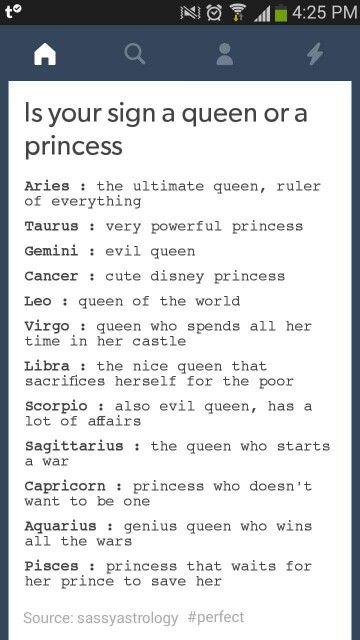 Queen who spends all her time in her castle! Yep lol | Virgo