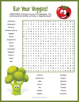 using crossword puzzle to enrich vocabulary Gardening word search puzzle:introduce your students to the joys of gardening with this just-for-fun word search puzzle use this either for a supplemental worksheet while doing a unit on plants or as a way to enrich vocabulary.