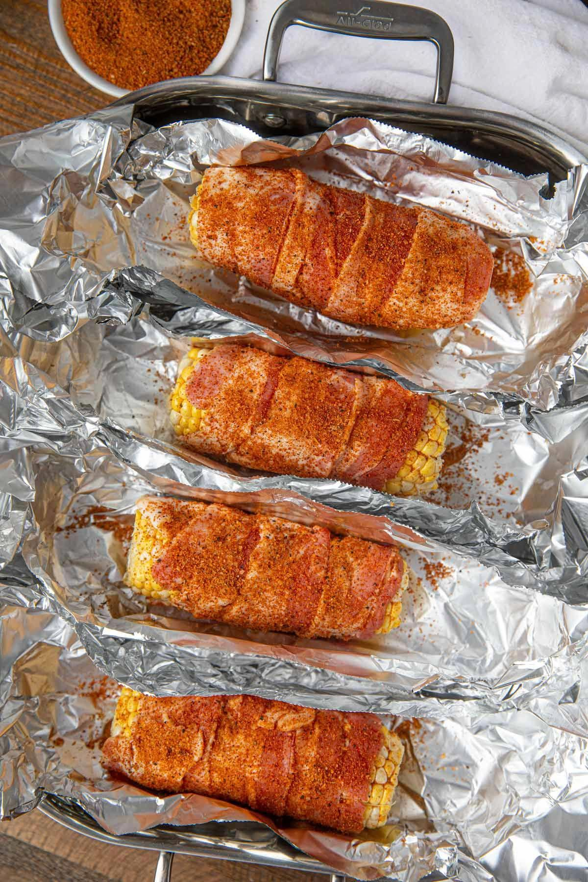 how to cook canadian bacon roast in the oven