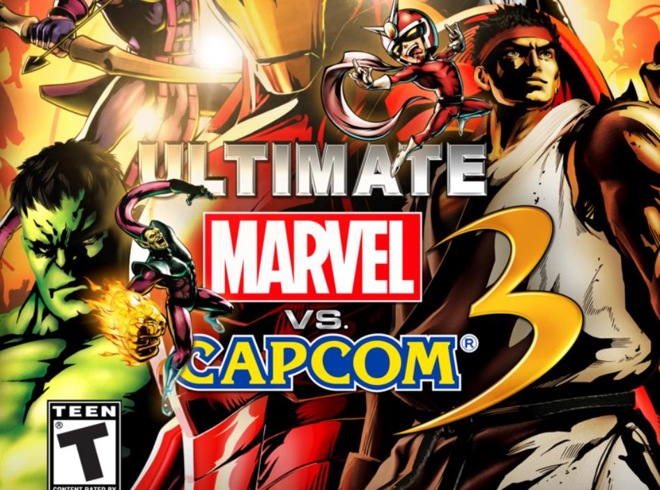 Finalmente Ultimate Marvel vs 3 chega ao Xbox One e