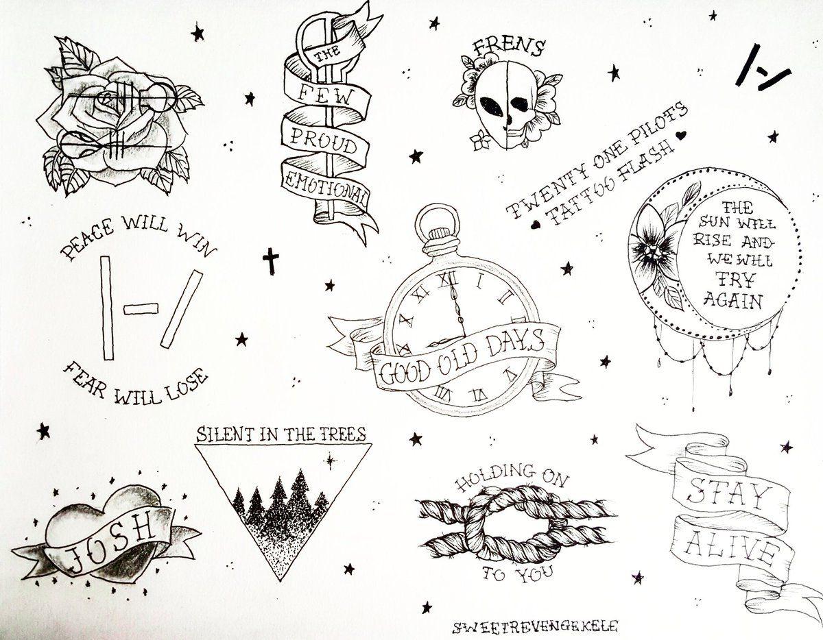 Kitchen Sink Twenty One Pilots Tattoo image result for twenty one pilots tattoo | tattoos | pinterest