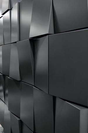 Dri Design Tapered Series Metal Wall Panel Wall Panel System Acoustic Wall