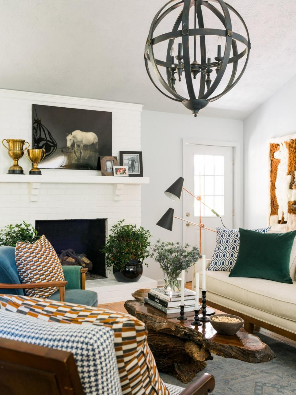 12 Ways to Make Your Open Floor Plan Feel Cozy | Pinterest | Hgtv ...