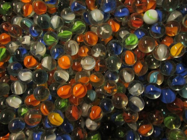 Wholesale Glass Marbles By The Pound Only 3 49 Per Lb 5 8 Inch Diam Bulk Glass Marbles Marble Glass