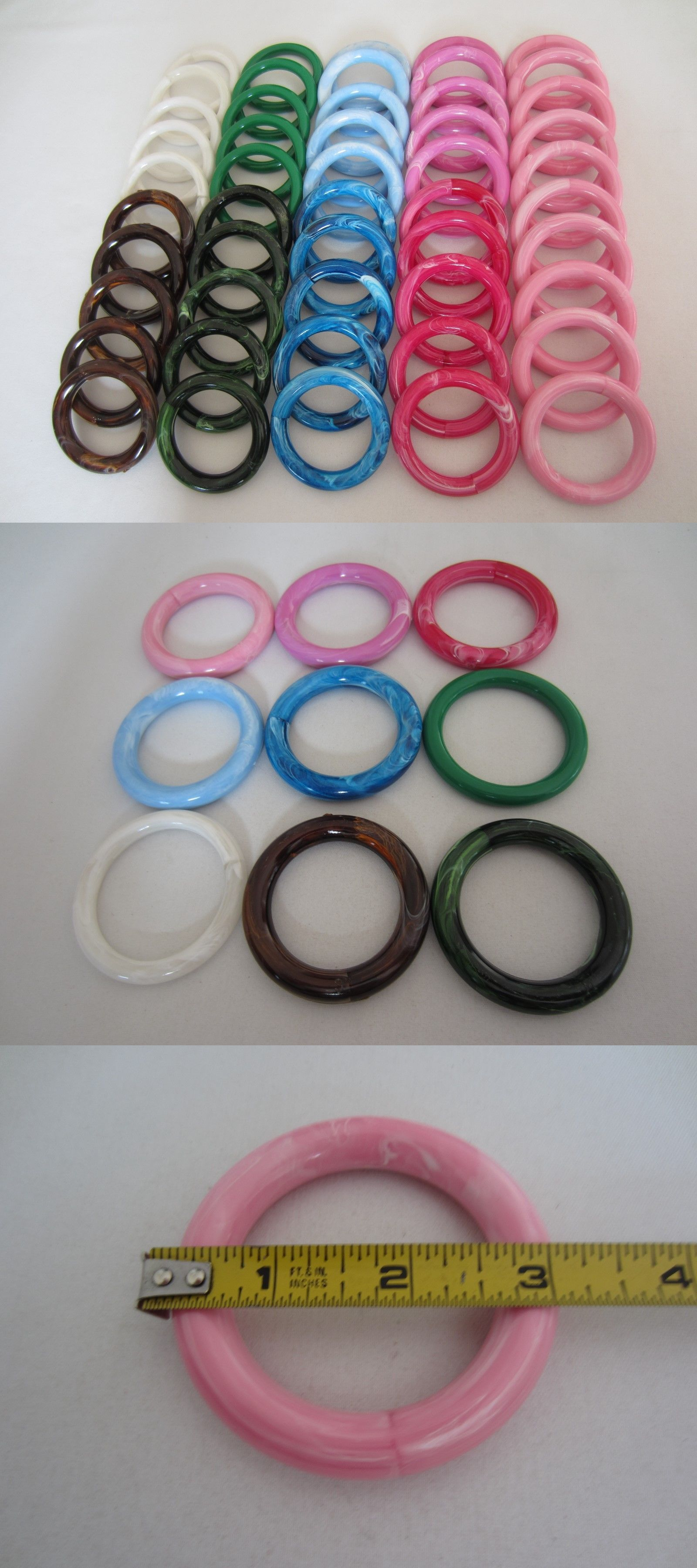 stock photo high and rings picture getty colourful keyrings bobble res hair photography plastic detail