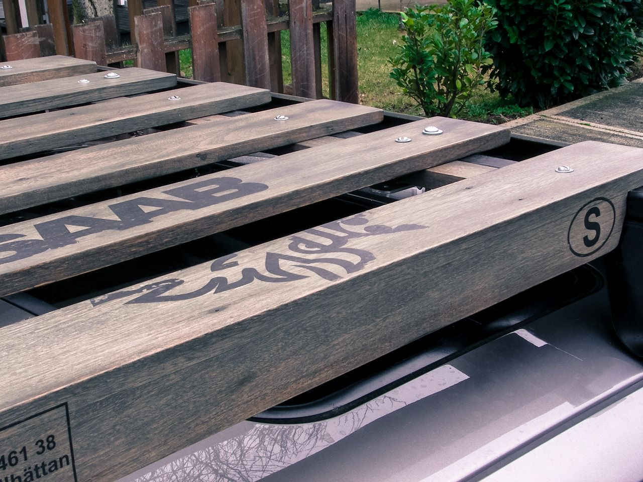 Best Saabcentral Forums Wood Roof Roof Rack Shipping Pallets 400 x 300