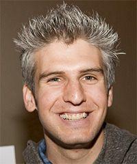 Max Joseph Short Straight Grey Hairstyle Hair Styles 2014 Hair Styles Medium Bob Hairstyles