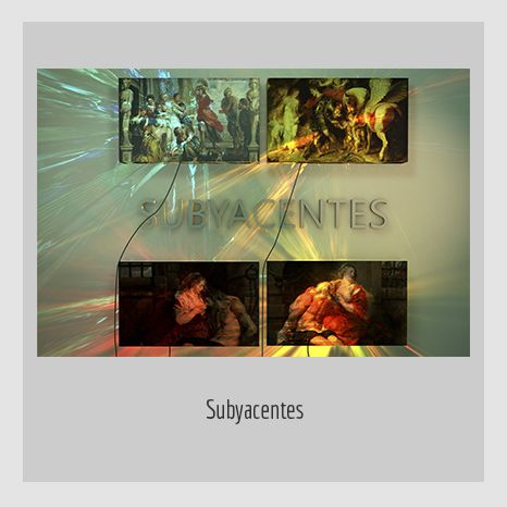 SUBYACENTES. YENY CASANUEVA Y ALEJANDRO GONZÁLEZ. PROYECTO PROCESUAL ART.