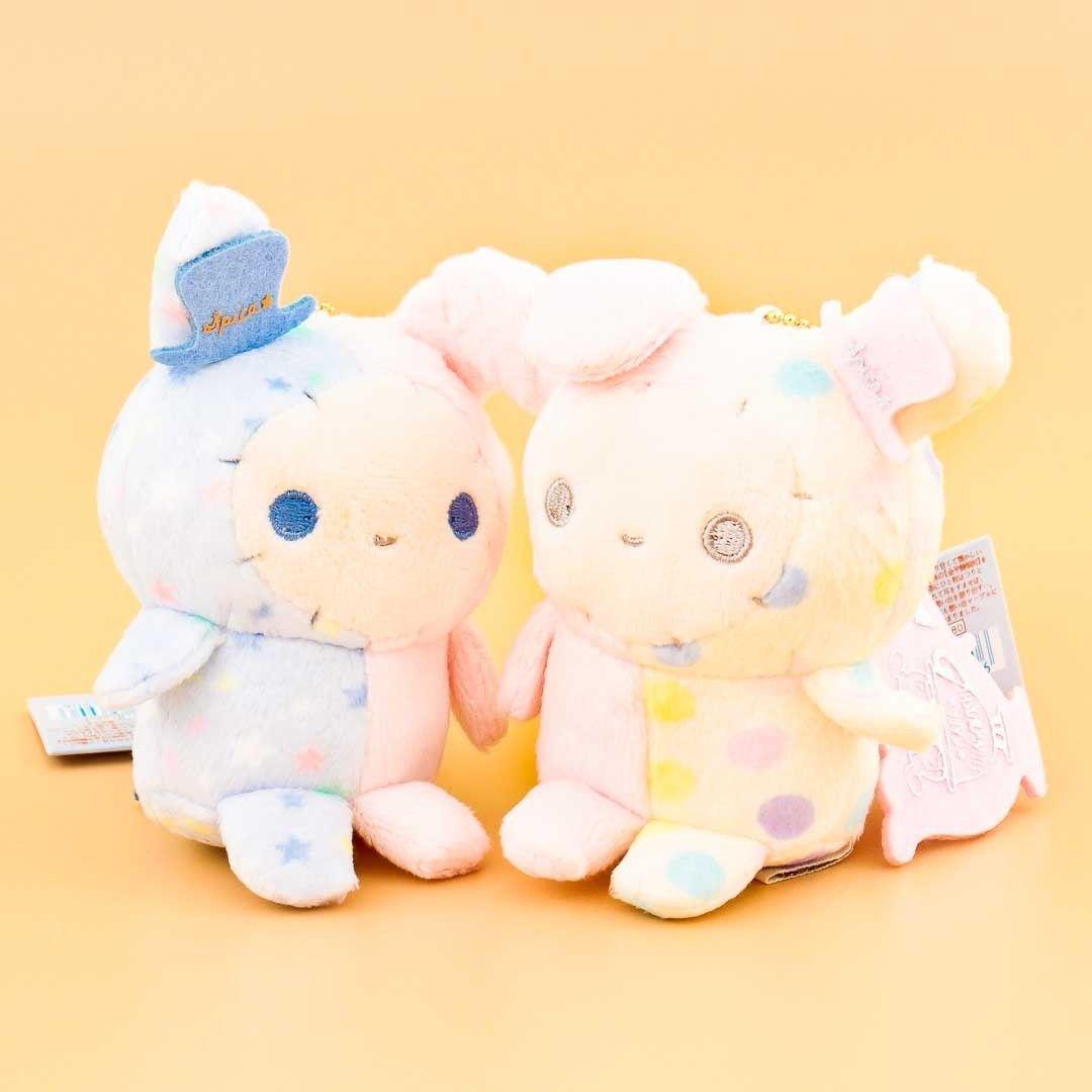 San-X Sentimental Circus Bunny Plush Charm #bunnyplush San-X Sentimental Circus Bunny Plush Charm #bunnyplush