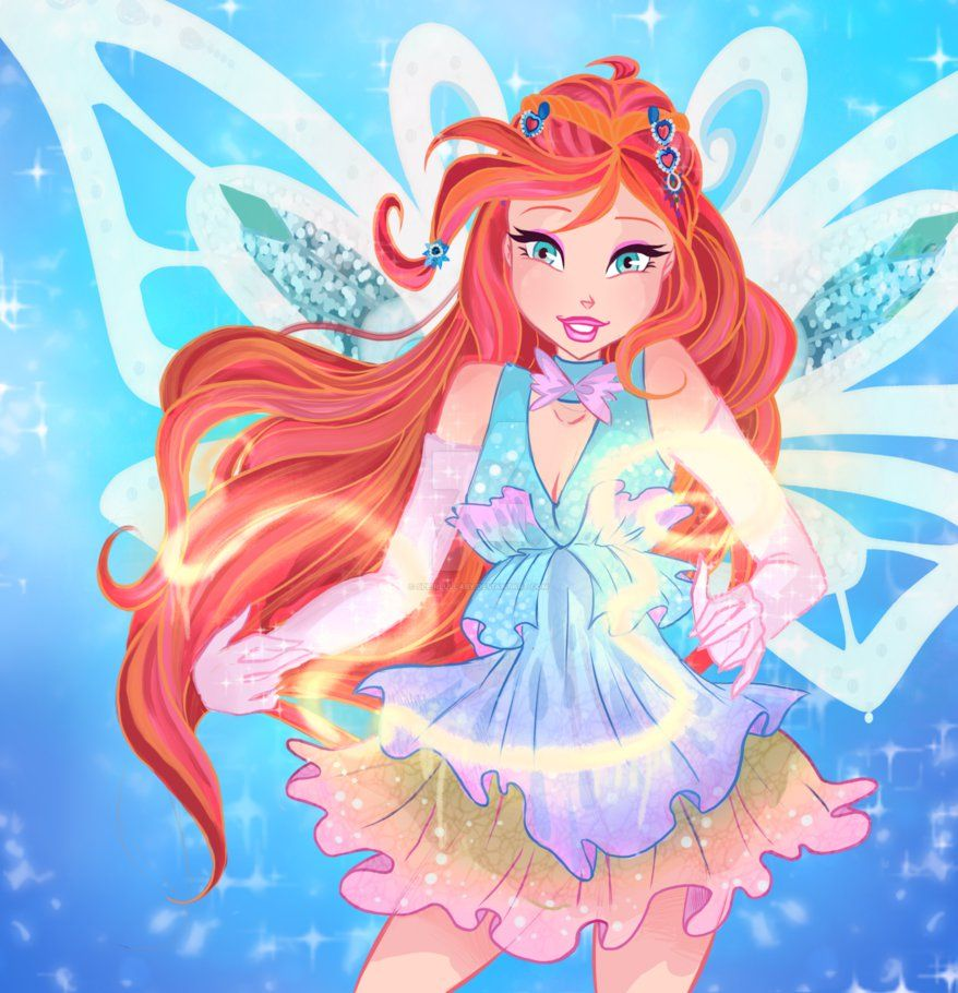 Bloom enchantix by speirlullaby on deviantart winx club - Bloom dessin anime ...