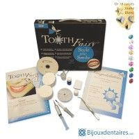 kit de pose strass et bijoux dentaires   Bijou dentaire, Dentaire ...