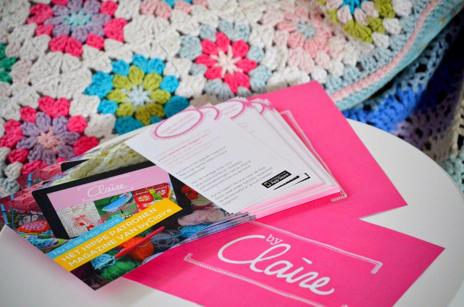 Haken En Meer Byclaire Pretty Crochet Pinterest Square