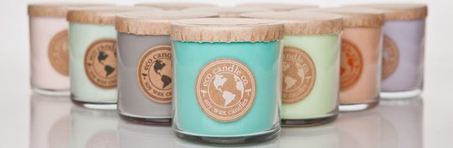 shop eco candles soy candles appleton, wi...they smell