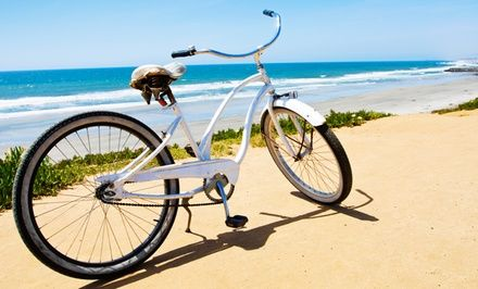 Groupon Venice Beach Bike Als Cruisers Allow Riders To Explore Beachfront Paths And See Local Sights