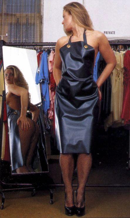 videos pornos latex klänning