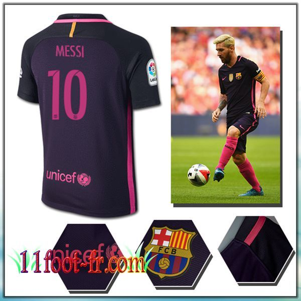 Maillot Extérieur FC Barcelona Messi