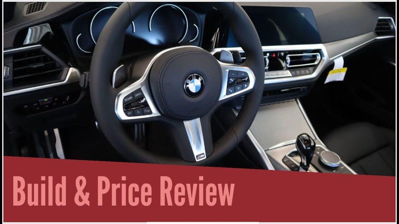 2020 Bmw 330i M Sport Sedan Build Amp Price Review Colors Standard Features Gallery Interior Sports Sedan Bmw Sedan