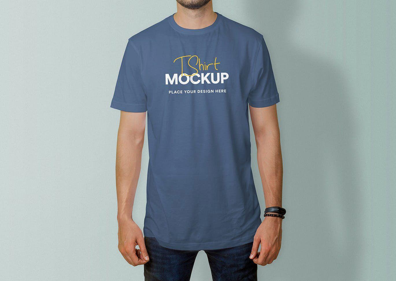 Download T Shirt Mockup Vol 03 Free Element T Shirt Shirt Mockup T Shirt