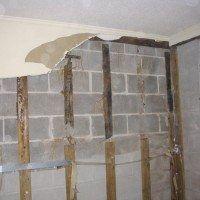 Basement Corner 01 · Waterproof PaintPaint ...