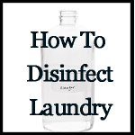 Common Laundry Disinfectants Washing Laundry Soap Nuts