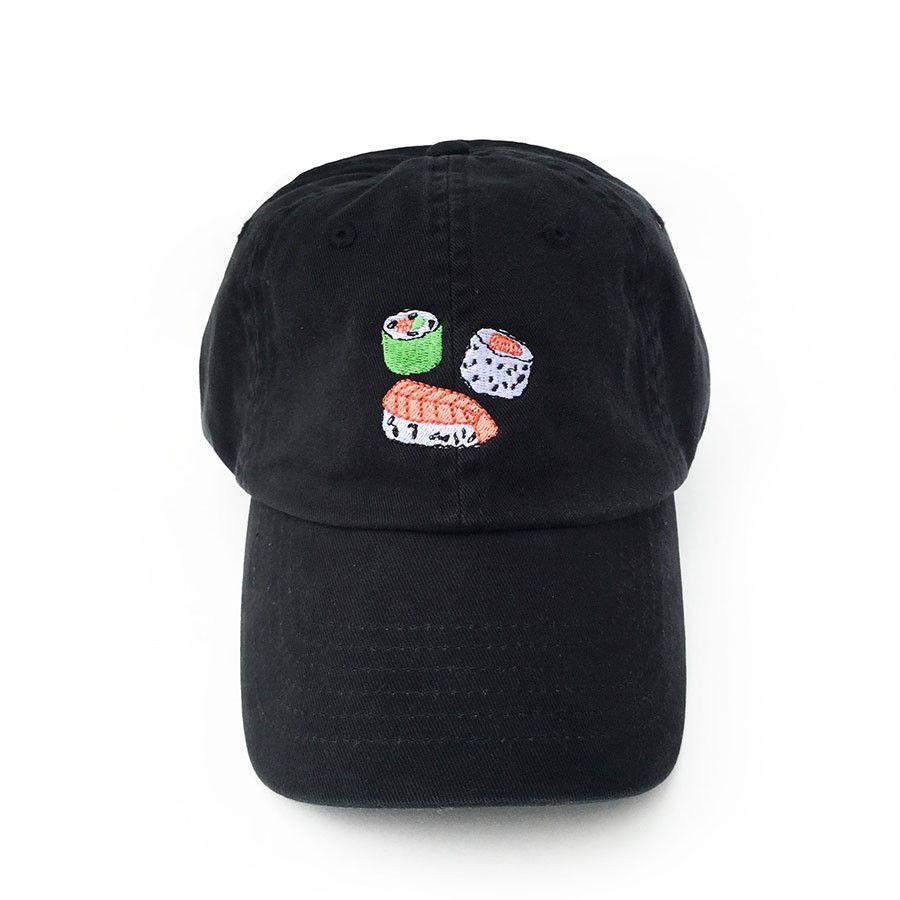 5fe226316b1 Sushi Rolls Dad Hat