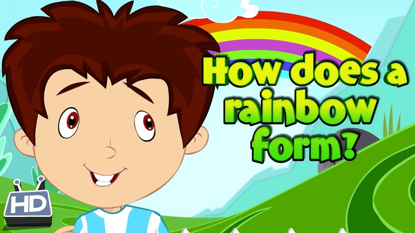 How Is A Rainbow Formed?   Things You Want To Know   Kids Hut ...